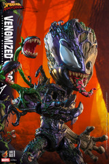 Hot Toys Venomized Groot Life-Size  TMS027 The Spider-Man Maximum Venom Figure