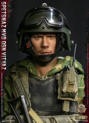 DAMTOYS 78087 1/6  SPETSNAZ MVD VV OSN Vityaz Armed Forces of the Russian Federation