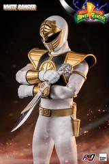 Threezero Mighty Morphin Power Rangers — 1/6 White Ranger