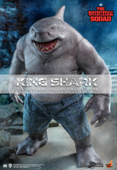 Hot Toys King Shark The Suicide Squad 1/6 Figure PPS006