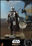 Hot Toys The Mandalorian and The Child TMS015