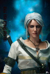 JKTOYS K-001 1/6 Lady of space and Time Ciri Figure