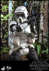 Hot Toys MMS611 Scout Trooper Star Wars: Return of the Jedi 1/6th scale Collectible Figure