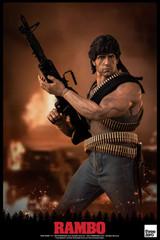 Threezero Rambo First Blood 1/6 scale collectible figure
