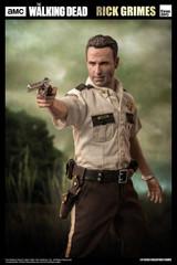 Threezero 1/6 Rick Grimes Figure The Walking Dead Season 1