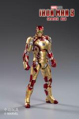 ZD Toys Iron Man Mark XLII 42 18cm Figure