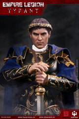 HaoYuTOYS Tyrant Imperial Legion 1/6 Black Gold Deluxe Edition HH18039 Figure
