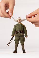 POPTOYS 1/12 Sniper Zhuang GBS020 Bean-Gelo WWII
