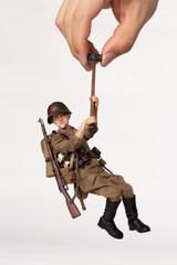 POPTOYS 1/12 Anton BGS022 Bean-Gelo WWII