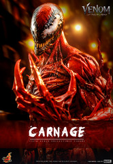 Hot Toys Carnage 1/6 figure Venom: Let There Be Carnage MMS619