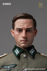 Alert Line WWII German Army Officer AL100035 1/6 Figure