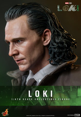 Hot Toys Loki TMS061 1/6 Scale Collectible Figure