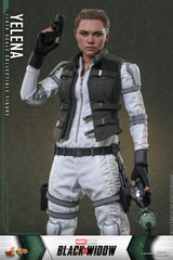 Hot Toys Yelena MMS622 Black Widow 1/6 Scale Collectible Figure