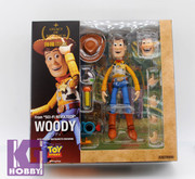 Kaiyodo Sci-Fi Revoltech #010 - Toy Story Woody action figure