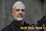 Art Figure-AF011 NAVY SEAL TEAM VI 1/6 action figure-Sean Connery