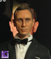 SIMPLZ TOYS 1/6 Figure Head Sculpt-M05 Daniel Craig from Skyfall