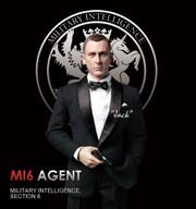 DID 1/6 MI6 Agent Jack 1/6 action figure
