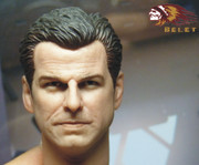 1/6 Scale BELET action figure Head- Pierce Brosnan