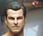 1/6 Scale BELET action figure Head- Pierce Brosnan