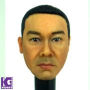 1/6 Custom action figure Head Sculpt- Sean lau ching wan