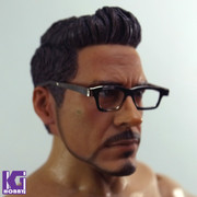 1/6 scale metal Glasses ( no lens)