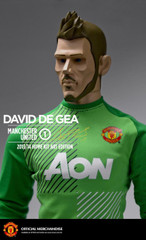 ZCWO Manchester United Art Edition 2013/14-David De Gea 1/6 scale action figure