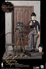 1/6 IMINIME  x ZCWO Charlie Chaplin TRAMP Deluxe version action figure