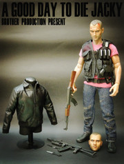 Brother Production Custom 1/6 Jai Courtney action figure-A GOOD DAY TO DIE JACKY