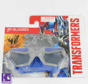 Hasbro LOOK3D Transformers 4: Age of Extinction RealD 3D Glasses-FREE SHIPPING