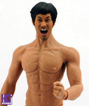 COOMODEL 1/6 Pack Plastic Male Muscle Nude Action Figure Body-Semi Seamless