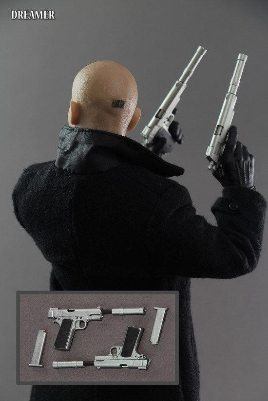Dreamer 1 6 Scale Timothy Olyphant As Agent 47 Hitman Action Figure Kghobby Toys And Models Store