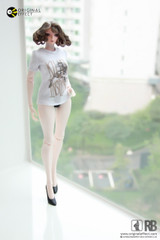 OE (Original Effect) 1/6 Scale Reborn Female body Version 3.0 in stock