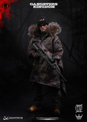 DAMTOYS 1/6 The Gangsters Kingdom Series - Spade 5 Baron action figure GK007-in stock