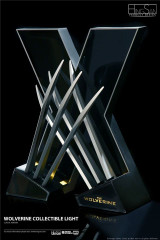 1:1 WOLVERINE CLAWS COLLECTIBLE LED LIGHT Home Deco