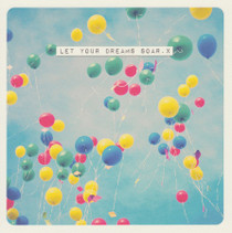 Dreams Soar Greeting Card