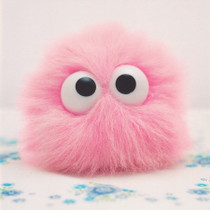 Fuzzy Greeting Card - TAG Photographic