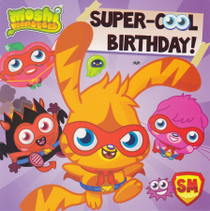 Moshi Monsters Square Birthday Card