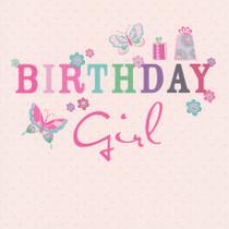 Carlton Cards - Birthday Girl Card