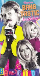 Keith Lemon Celebrity Juice Birthday Card