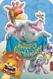 Noahs Park - Birthday Card