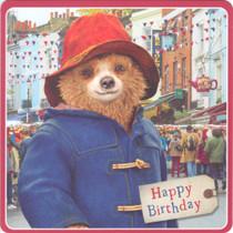 Paddington Bear - Happy Birthday Card