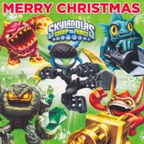 Skylanders - Square Christmas Card