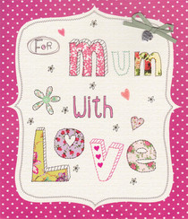 Mum's Birthday Card - Carlton Cards