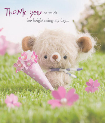 Thank You Card - Pip Squeeks
