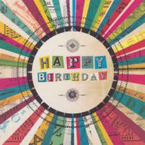 Happy Birthday Card - Lucy Joy