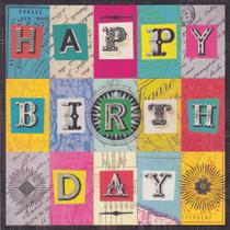 Happy Birth Day Card - Lucy Joy