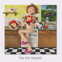The Full English Greeting Card - Full Montage