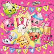 Shopkins - Birthday Card