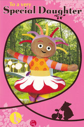 In The Night Garden Special Daughter Birthday Card