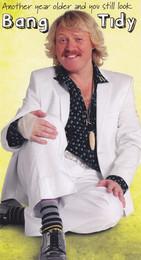 Keith Lemon Bang Tidy Birthday Card